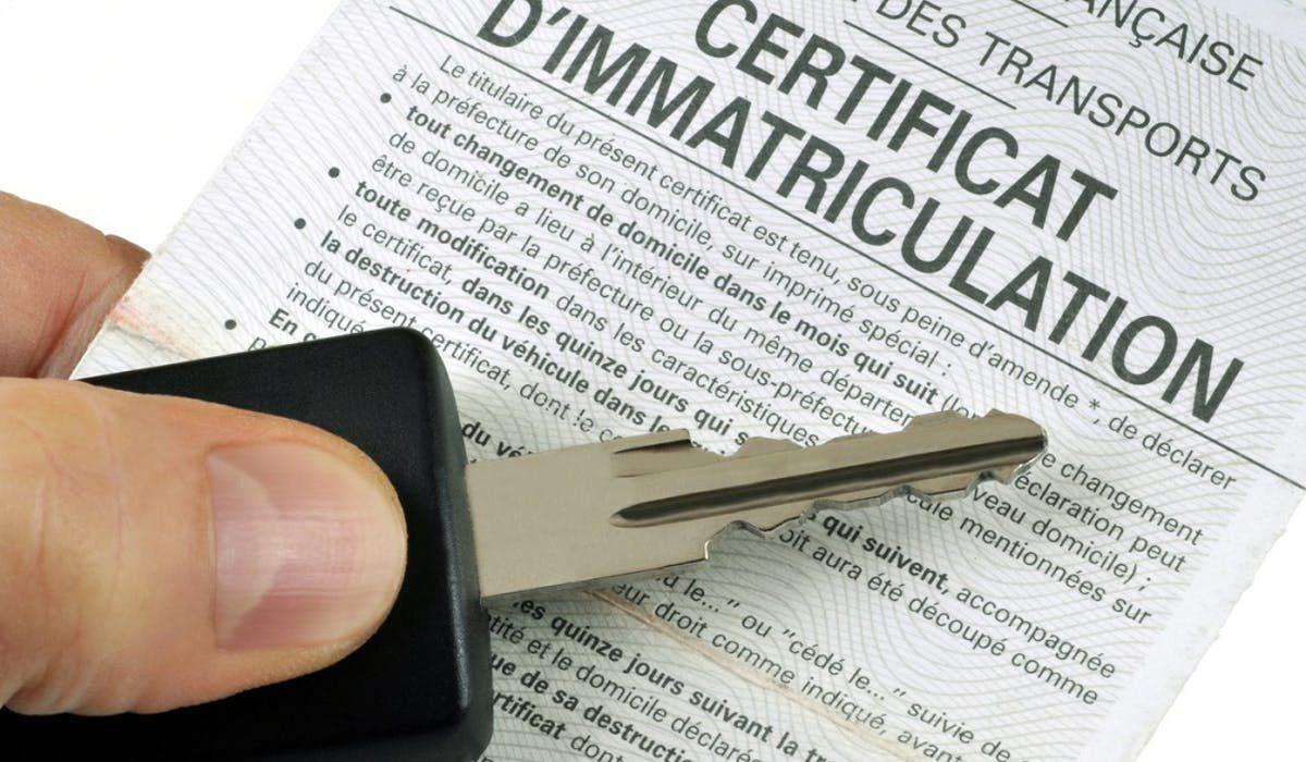 Certificat de Conformité ou Attestation d'identification nationale